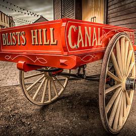 Adrian Evans - Victorian Cart