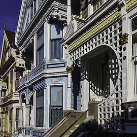 Victorian Homes detail - Garry Gay