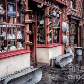 Adrian Evans - Victorian Stores