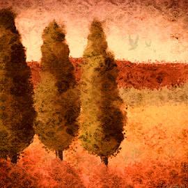 Kathy Franklin - Victorian Textured Cypress