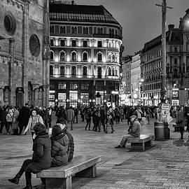 Liran Eisenberg - Vienna old city center