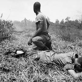 Everett - Vietnam War. An African American