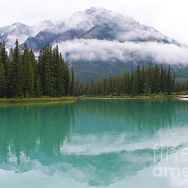 Nina Silver - View From Bow River