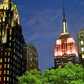 Christopher Woods - Empire State Building from 42nd