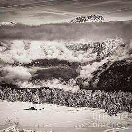 Sasha Samardzija - View from the highest peak