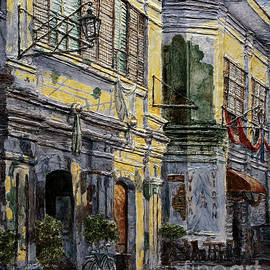 Joey Agbayani - Vigan Houses