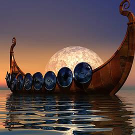 Corey Ford - Viking Boat