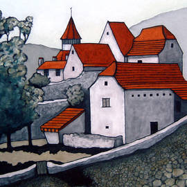Susan Lishman - Village, Lot Valley