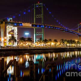 Art K - Vincent Thomas Bridge