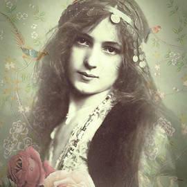 Kathy Franklin - Vintage Bohemian Woman