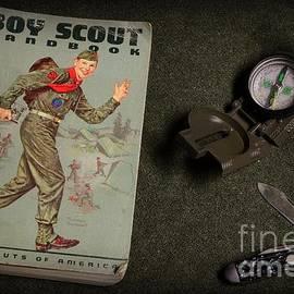 Paul Ward - Vintage Boy Scouts