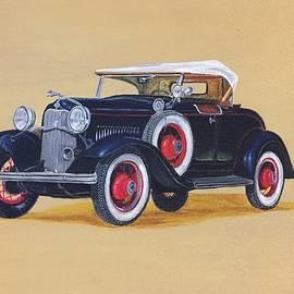Yash Verma  - Vintage car
