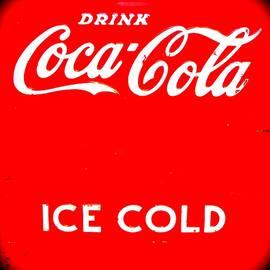 Linda Covino - Vintage Coca Cola