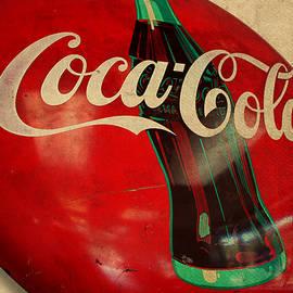 Vintage Coca Cola Sign - Design Turnpike