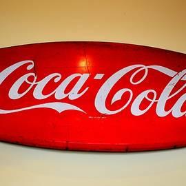 Linda Covino - Vintage Coca Cola Sign