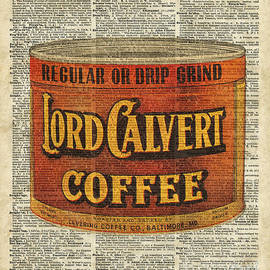 Jacob Kuch - Vintage Coffee on Dictionary page