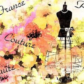 Tina  LeCour - Vintage Couture Print