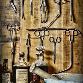 Paul Ward - Vintage Doctor Things