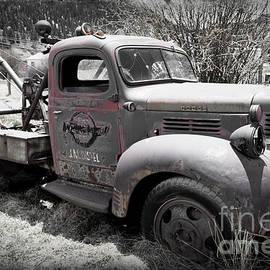 Janice Rae Pariza - Vintage Dodge Tow Truck