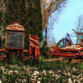 Bill Cannon - Vintage Farm Equipment