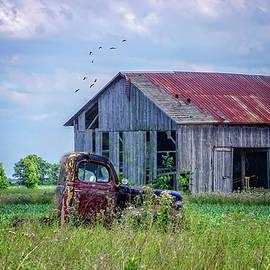 Mary Timman - Vintage Farm Find