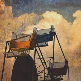 Toni Hopper - Vintage Ferris Wheel Survives Storms