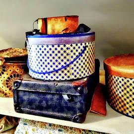 Susan Savad - Vintage Hat Boxes