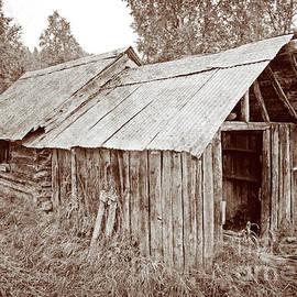 John Stephens - Vintage Iditarod Trail Shelter Cabins