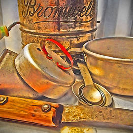 Kathy Franklin - Vintage Kitchen Utensils