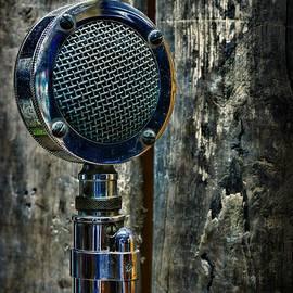 Paul Ward - Vintage Microphone