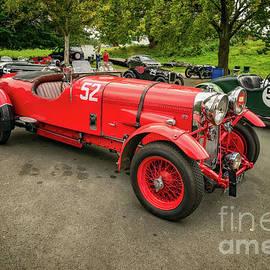 Adrian Evans - Vintage Motors