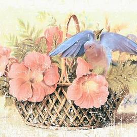 Tina LeCour - Vintage Mourning Dove Print