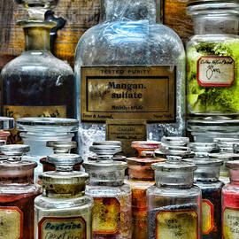 Paul Ward - Vintage Pharmacy - So Many Chemicals