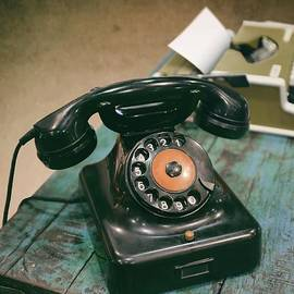 Carlos Caetano - Vintage Phone