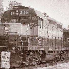 Roberta Byram - Vintage Railroad 2