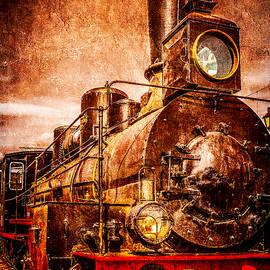 Alexander Senin - Vintage steam train