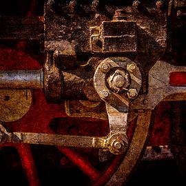 Alexander Senin - Vintage steam train drives