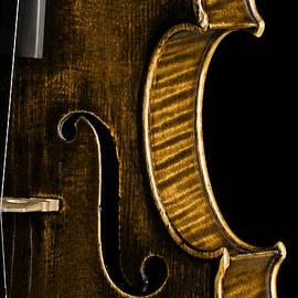 John Stephens - Vintage Violin Detail
