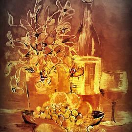 Valerie Anne Kelly - Vintage wine
