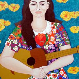 Madalena Lobao-Tello - Violeta Parra and the song The gardener