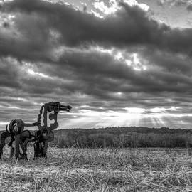 Reid Callaway - Visible Lights The Iron Horse Sunrise Art