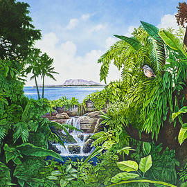 Michael Frank - Visions of Paradise VII