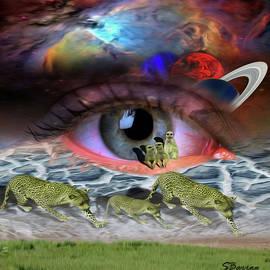 Surreal Photomanipulation - Visual Field