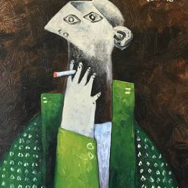 VITAE The Smoker - Mark M Mellon