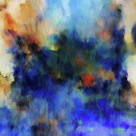 Georgiana Romanovna - Volcanic Eruption Abstract