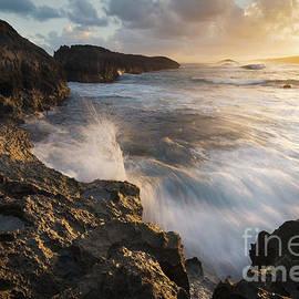 Ernesto Ruiz - Volcanic Rock Sunrise