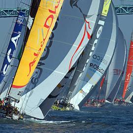 Jim Beckwith - Volvo Ocean Race Newport