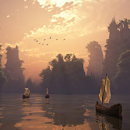 Diana  Voyajolu - Voyage in a Dream