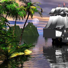 Claude McCoy - Voyage of Captain Cook
