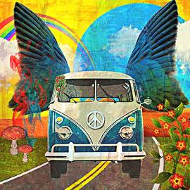 Ally  White - VW Bus Trip